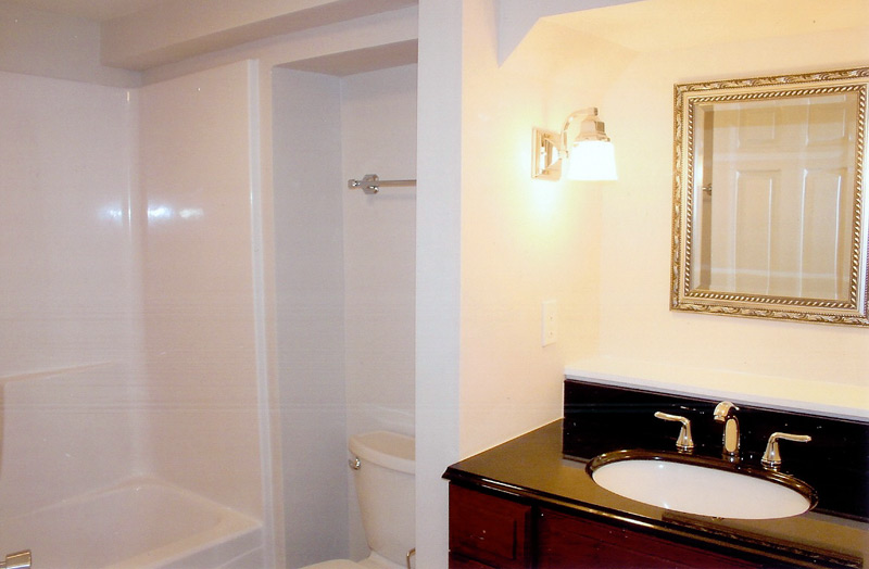 Bathroom of Unit B