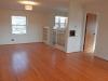 Unit A living room